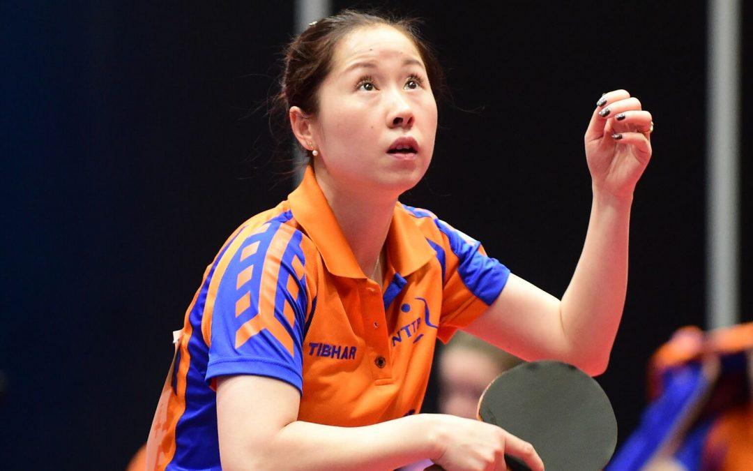 Li Jie beste Nederlandse op Czech Open