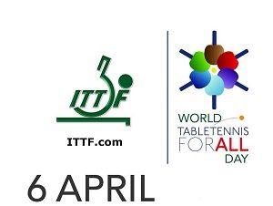 Wereld Tafeltennisdag @ Hele wereld