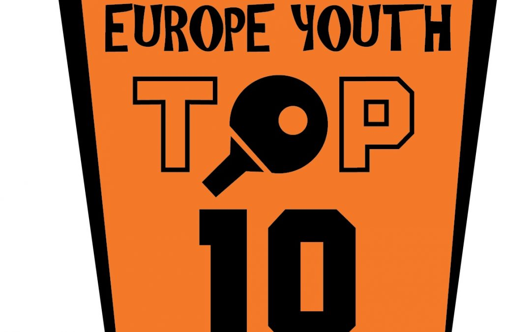 Magazine Europe Youth Top-10 gelanceerd