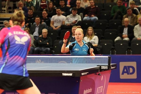 Kim Vermaas pakt eerste NK-titel in enkelspel