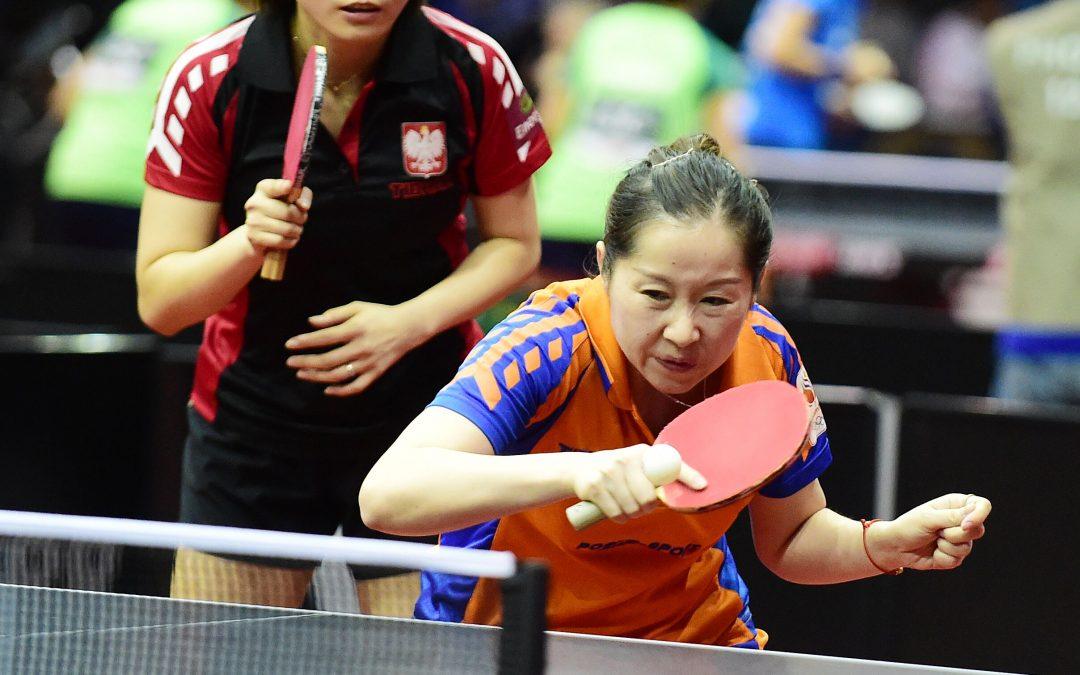 Dames Dubbel Li Jie