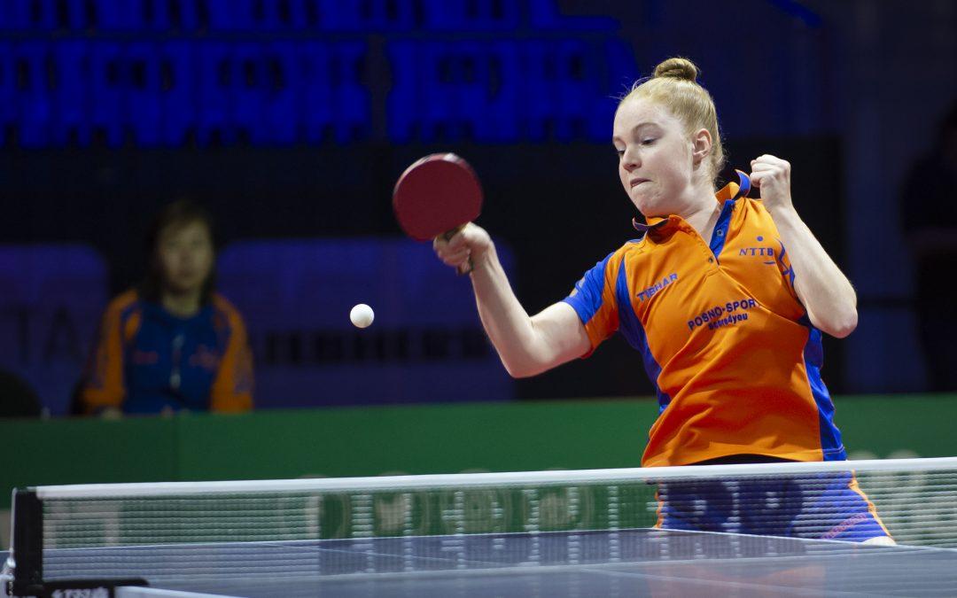 Ping Pong Podcast: openhartige Kim Vermaas over haar afscheid