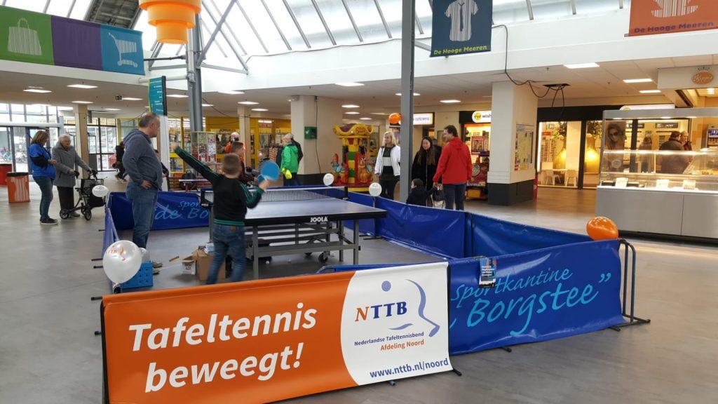 PingPongbaas Midden Groningen