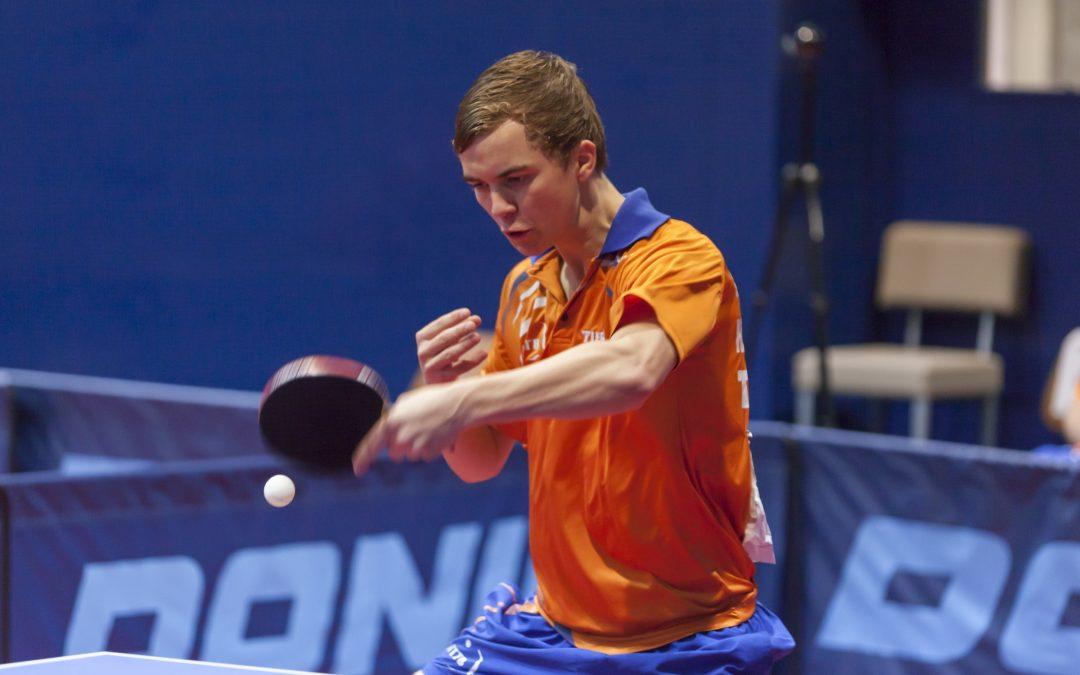 Geen eremetaal in singletoernooi voor Nederlanders op Slovenië Open