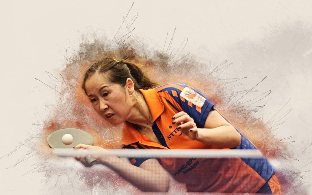 Li Jie kwartfinalist op European Games