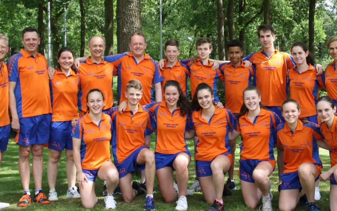 EJK 2019 zit erop voor Nederlandse ploeg