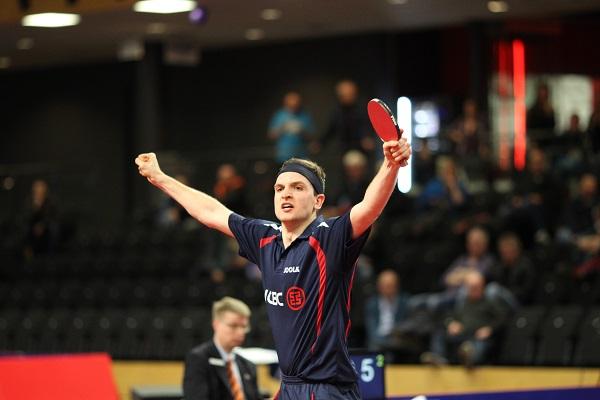 Rajko Gommers nieuwe Nederlands kampioen in enkelspel