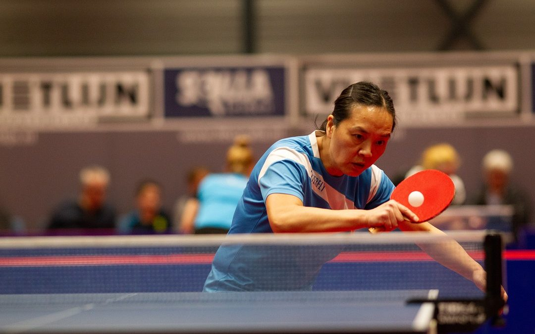 Ding Yaping wint Tafeltennis Masters 2019