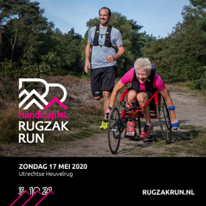 HandicapNL Virtual Rugzakrun