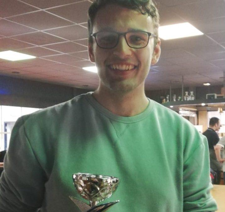 NK-vrijwilliger Jesper Jansen: 'Bij de entree begroet je alle bekenden'
