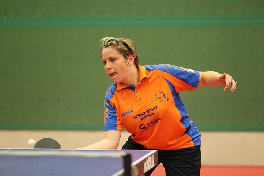 Kelly van Zon: 'Jaartje doorknallen tot Paralympics'