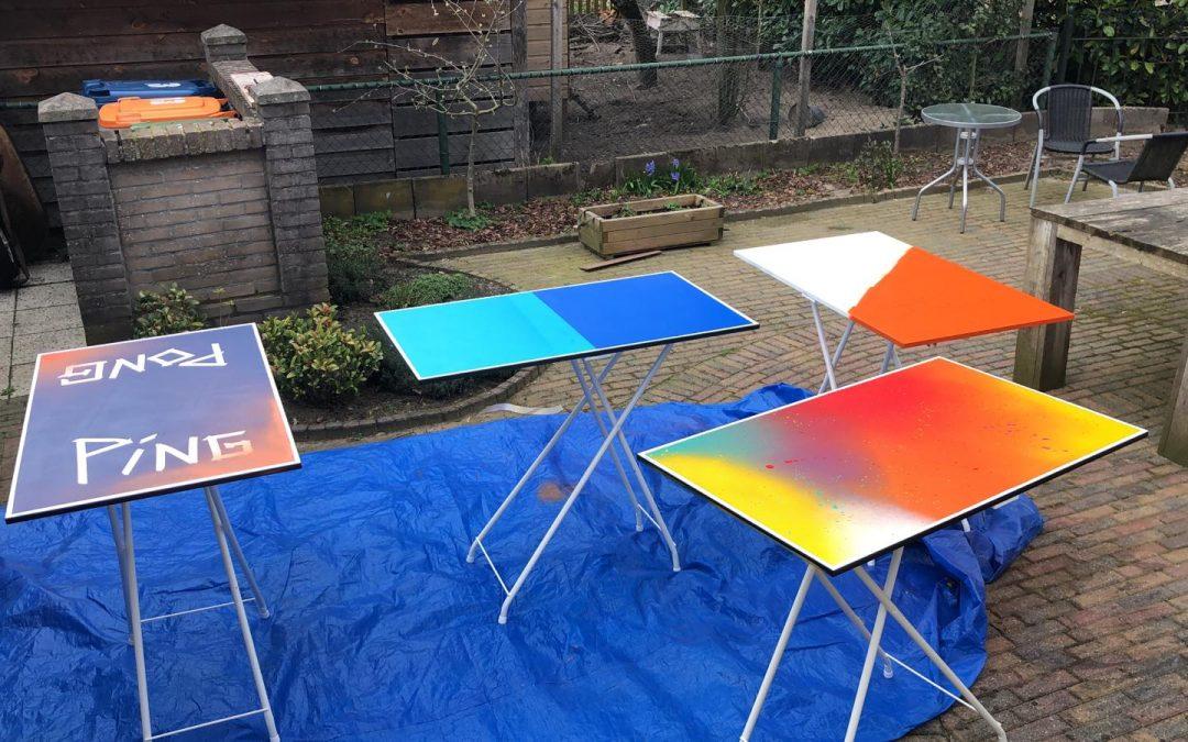 Verkoop jouw tweedehands tafels via Tafeltennismarkt!