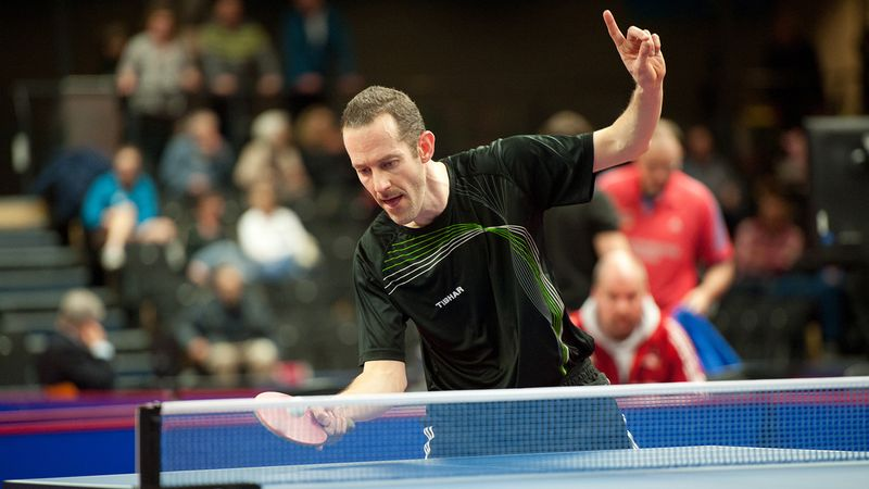 Online English classes about table tennis rules