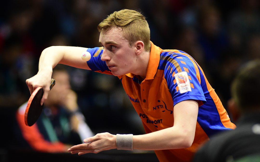 Ook Tafeltennis op gecombineerd Europees kampioenschap 2022