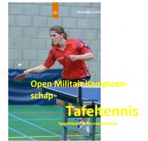 Open Militair Kampioenschap @ Bestkazerne
