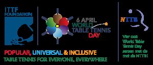 Wereld Tafeltennisdag 2021