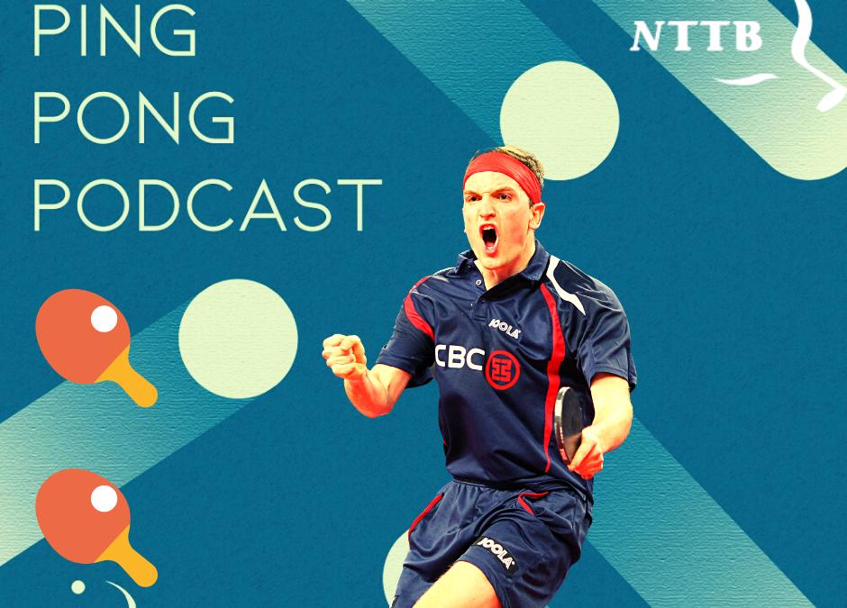 Ping Pong Podcast: Rajko Gommers heeft nieuws